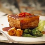 Glazed Pork Belly 2